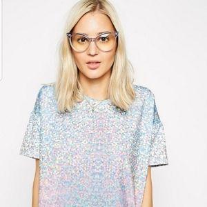 Wildfox Le Femme Cateye Glasses